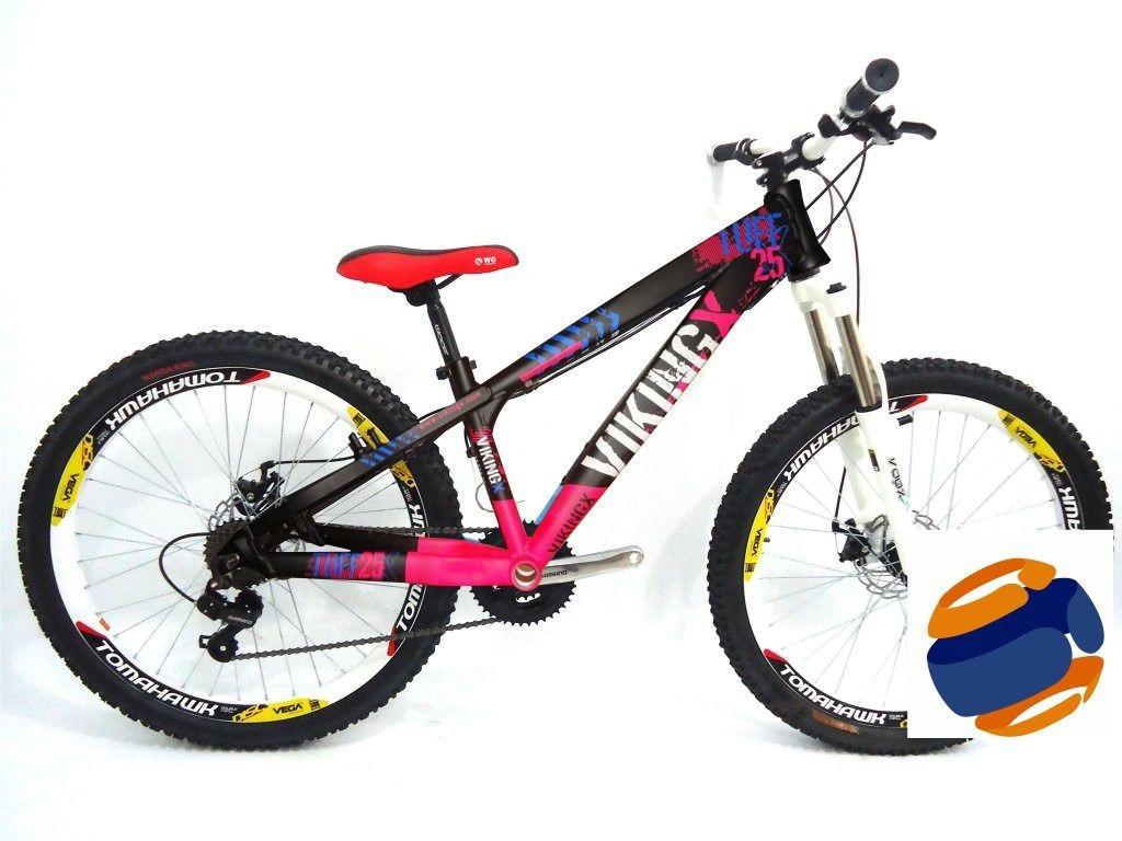 Bicicleta Viking Rebaixada Câmbios Shimano 21 Marchas Vmaxx - R$ 1