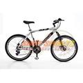 Bicicleta Gallo 21v - Freio A Disco - Câmbios Shimano - Susp