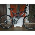Bcicleta Aro 26 Caloi Sk Full Suspension 21v Novissima