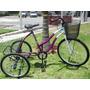 Bicicletas Bike Triciclo De Luxo Beach Aro 26