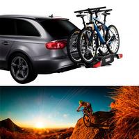 Suporte 2 Bikes Thule Easyfold 932 Engate Carro Suv Picape