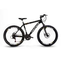 Bicicleta Aro 26 Viking, 21v, Kit Shimano, Disco, Sem Juros
