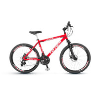 Bicicleta Aro 26 Totem, 21v, Kit Shimano, Disco, Sem Juros