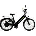 Bike Elétrica 800w 48v Quadro Carbono Chronos Para Carga