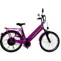 Bicicleta Elétrica Chronos 800w 48v Quadro Carbono 7 Cores