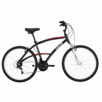 Bicicleta Aro 26 Caloi 100 Sport Garfo Susp. 21 Marchas Alum