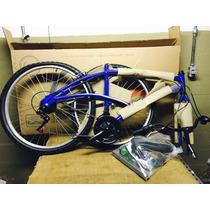 Bicicleta Caloi 100 Azul Aro 26 Nova
