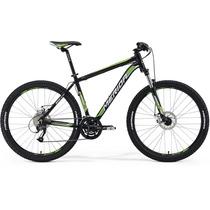 Bicicleta Merida Big Seven 40 Md Aro 27.5 Shimano 27v Tam 17