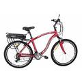 Bicicleta Elétrica E-totem Aro 26 21v Shimano Aluminio