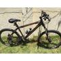 Bicicleta Cannon 27 Marchas Freio A Disco
