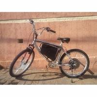 Bicicleta Elétrica Wind Bikes Modelo Work 1000w 48v 15ah