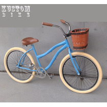 Bicicleta Feminina Retrô - Vintage Ceci Caloi Aro 26