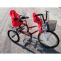 Bicicleta Triciclo Kids 2 - Cadeira Infantil Kalf Aro 26