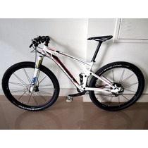 Bicicleta Bike Mtb 29er 17 Full Susp Merida Big Ninety 1500