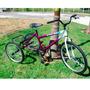 Bicicleta Triciclo De Luxo Aro 26