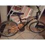 Bicicleta Caloi Xrt 2014 De Aluminio 21 Marchas Full Suspens