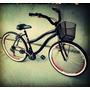 Bicicleta Feminina Retrô - Vintage Harley Inspired Antiga