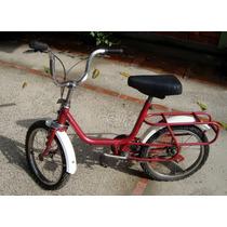 Bicicleta Monareta Mirim