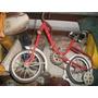 Bicicleta Antiga Dobrável -infantil-tipo Bandeirantes-placa