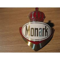 Emblema Monark Bicicletas Antigas, Monark 10, Monareta, Etc