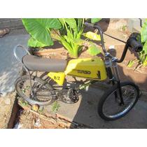 Bicicleta Antiga Monark Bmx Tanquinho - Linda