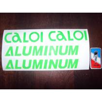 Adesivo Caloi Aluminum Frete Grátis