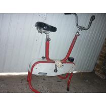 Bicicleta Antiga Calói Ergométrica Funcionando Caloicicle