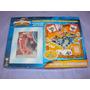 Brinquedo Antigo, Jogo Power Rangers Dinothunder Da Grow.