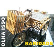 Triciclo Raro Antigo Ideal Para Decoração Não É Bicicleta