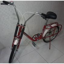 Bicicleta Caloi Berlineta - Restaurada