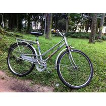 Bicicleta Antiga Brandani Morena