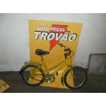 Bicicleta Caloi Cecizinha Infantil Anos80 Banco Da Monark,