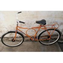 Linda Bicicleta Monark Barra Circular 1980 Original Confiram