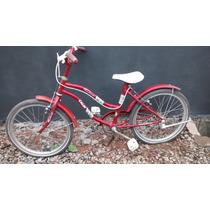 Bicicleta Caloi Ceci Aro 20 Infantil Mirim Antiga