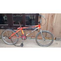 Bicicleta Cross Freestyle Aro 20 Antiga Anos 80