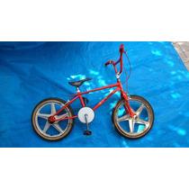 Caloi Cross Freestyle Nylon Aro 20 Antiga