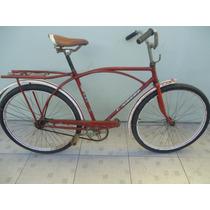 Bicicleta Caloi Arco Duplo Ano 1966 Aro 26