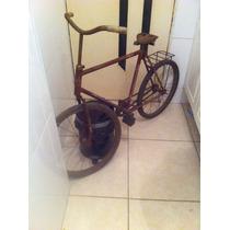 Bike Antiga Anos 50 De Criança