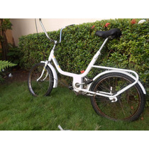 Bicicleta Monareta Monark Restaurada
