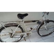 Bicicleta Antiga Caloi Barra Forte Ano 87