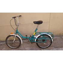 Monareta Bicicleta Monark Dobrável Aro 20