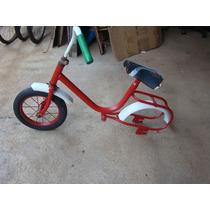 Bicicleta Bandeirante Antiga Pneu Maciço