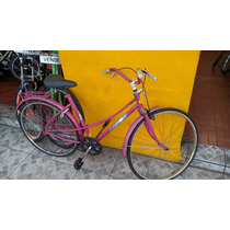 Bicicleta Caloi Ceci Antiga Aro 26 Original