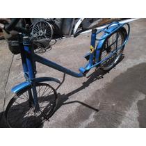 Bicicleta Berlinetta Berlineta Antiga Faltando Peças P/ Rest