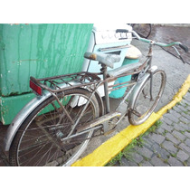 Bicicleta Antiga Caloi Barra Forte Namoradeira Toda Original