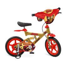 X-bike 12 Vingadores Homem De Ferro - Bandeirante