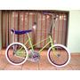 Bicicleta Aro 20 Lowrider Low Bike Caloi Monark Americana Gt