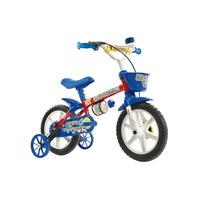 Bicicleta Kit Kat Aro 12 Azul/ Verm Track Bikes
