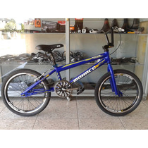Bicicleta Bike Aro 20 Bmx Monaco Cross (ñ Ness Black Jack)