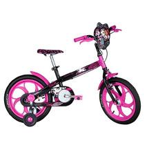 Bicicleta Caloi Monster High 2015 Confira